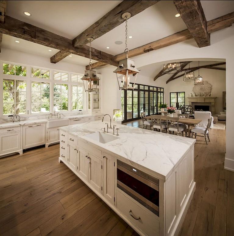 French Kitchen Design Ideas: 40+ Gorgeous French Country Kitchen Design & Decor Ideas