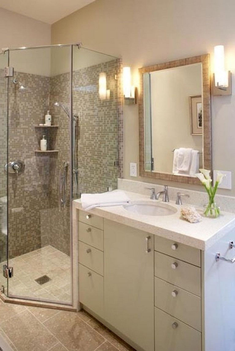 Remodel Bathroom Ideas Small Spaces