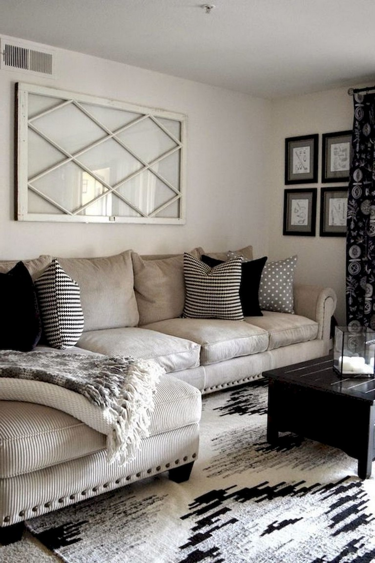 65+ Comfy Living Room Ideas For Small Apartments - Page 5 ...