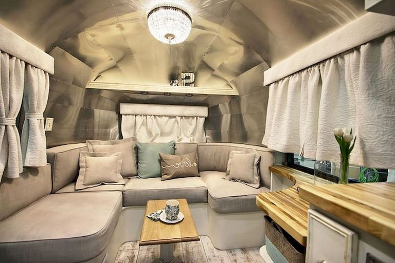 74 Amazing Rv Camper Remodel Ideas On A Budget