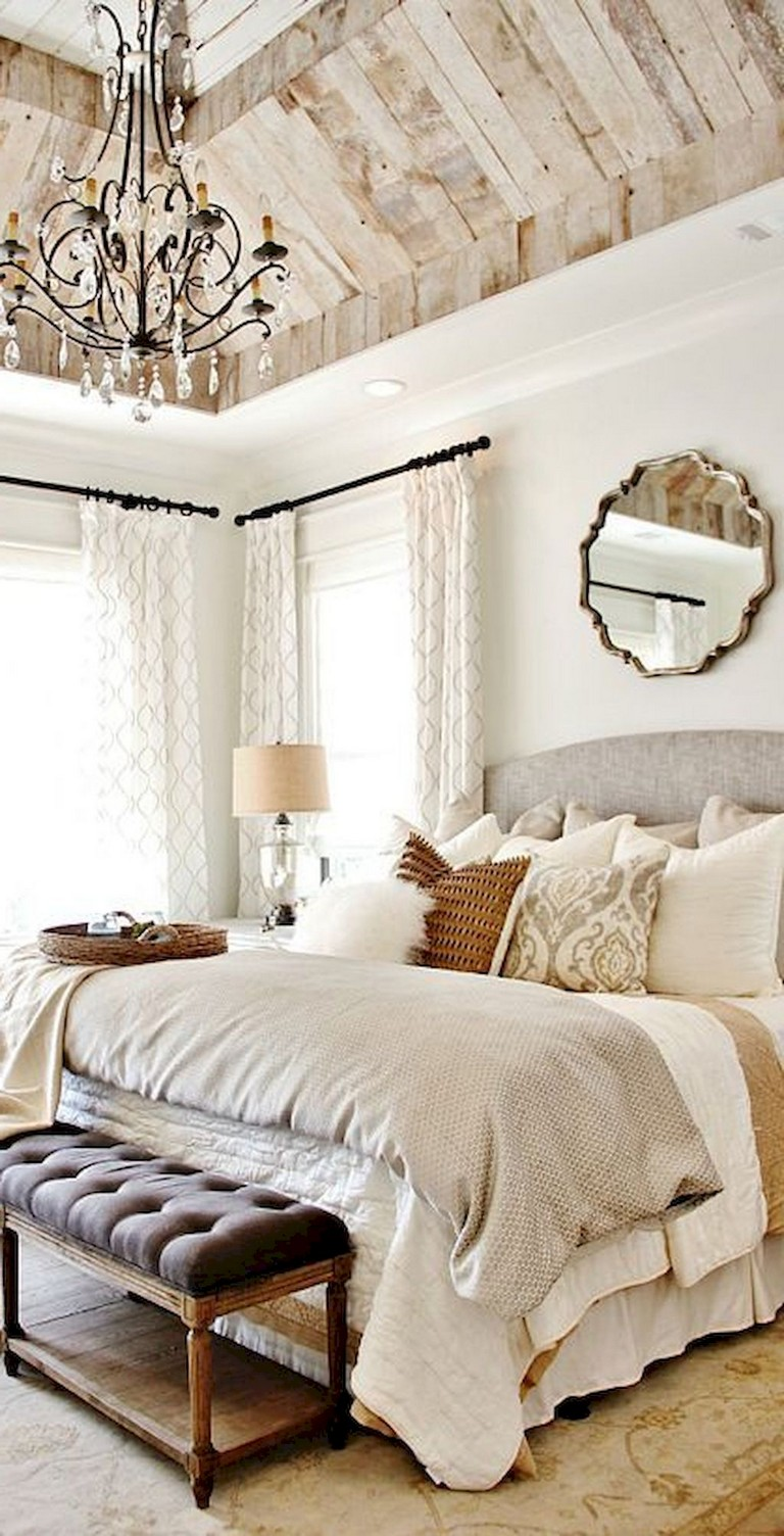 50+ Comfy Gorgeous Master Bedroom Design Ideas - Page 13 of 52