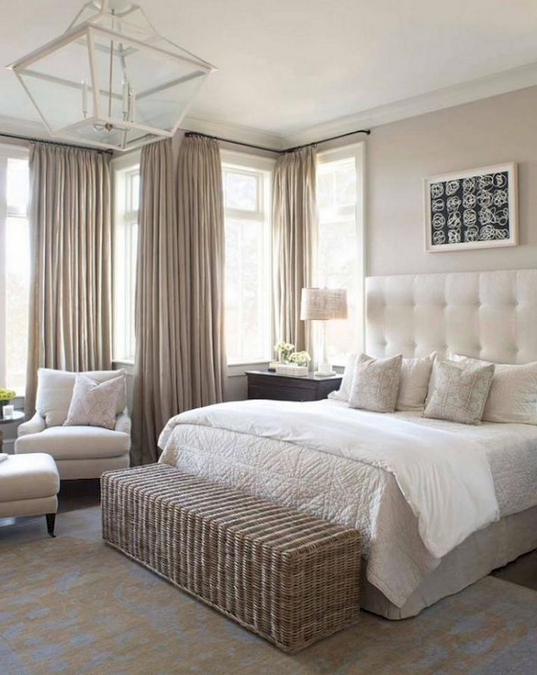 50 Comfy Gorgeous Master Bedroom Design Ideas