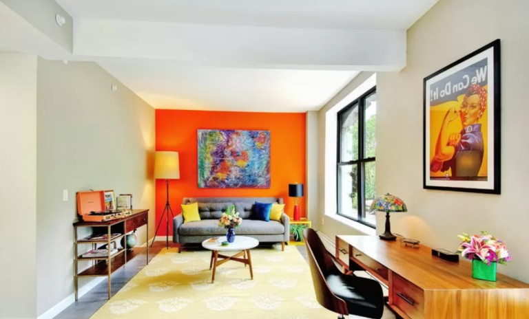 awesome living room spaces   8+ Awesome Accent Walls For Living Rooms Ideas Trend in 2019
